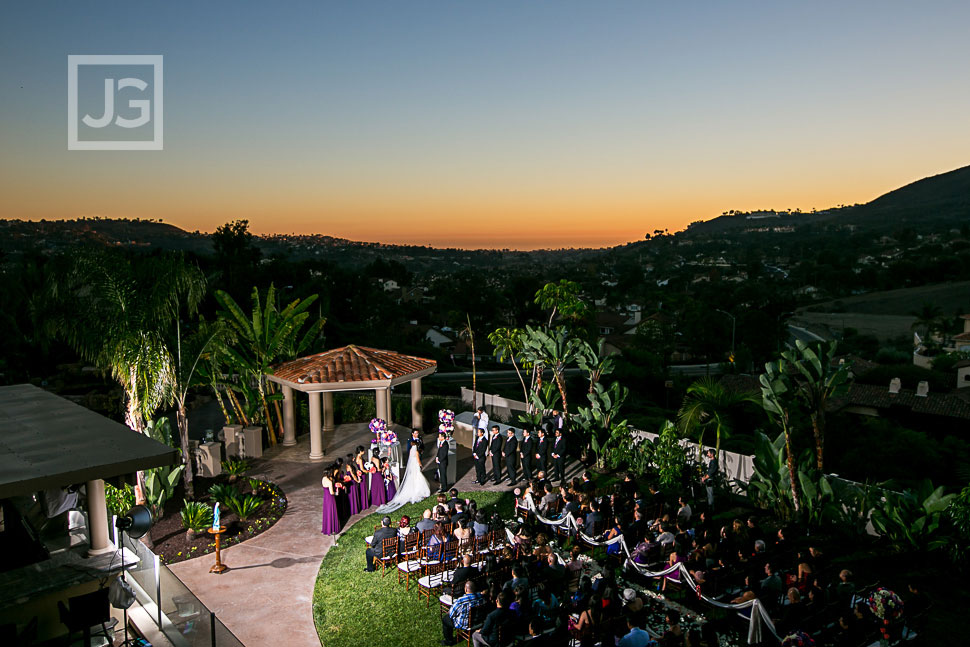 Private Mansion Wedding Ceremony