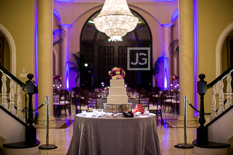 Private Mansion Wedding Reception