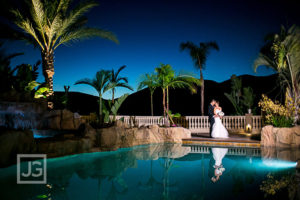 Private Mansion Wedding Photography Orange County | Kristel & Linden