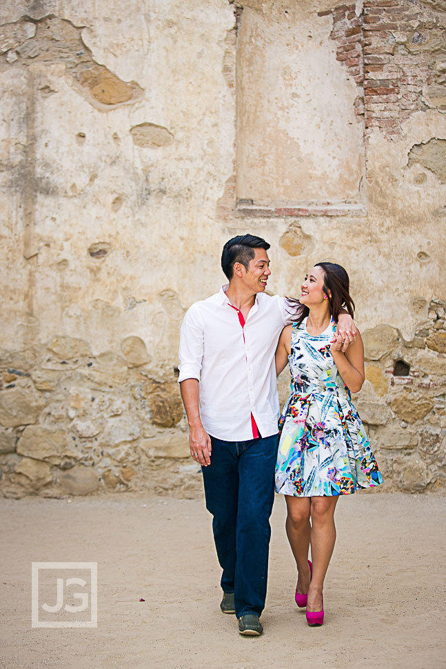 mission-san-juan-capistrano-engagement-photography-0008