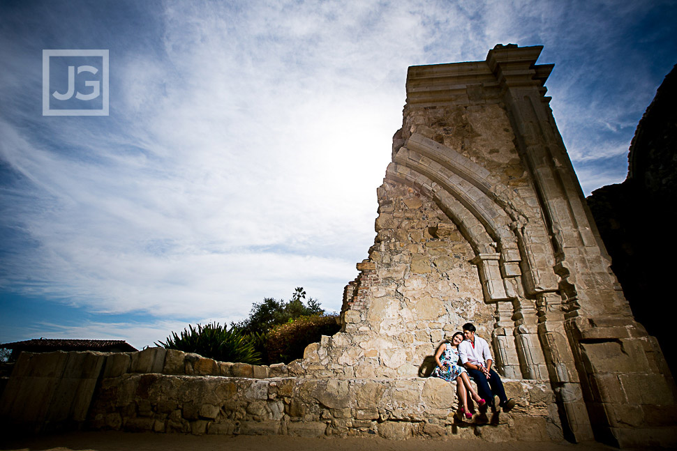 mission-san-juan-capistrano-engagement-photography-0012