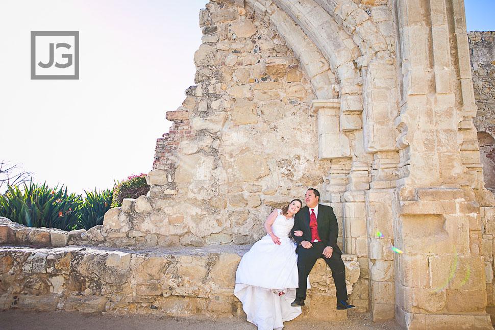San Juan Capistrano Wedding Photography