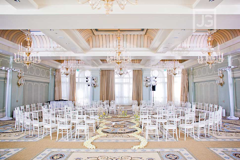 Circular Wedding Ceremony