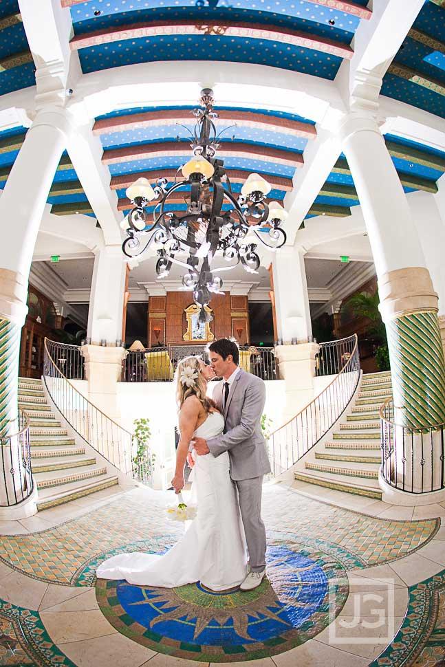 Casa Del Mar Wedding Photos, Santa Monica | Maura & Nate