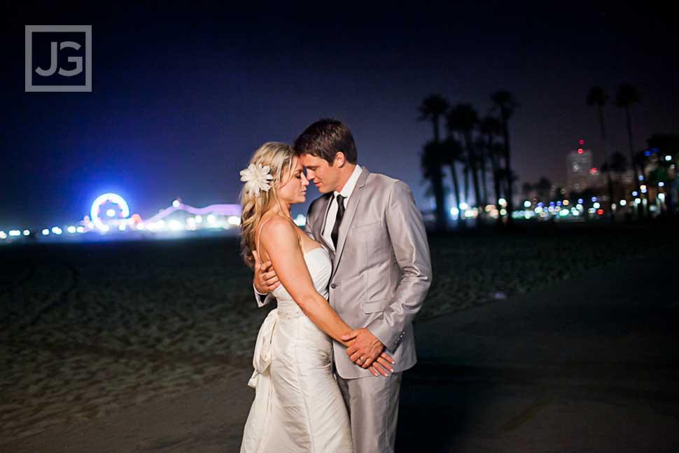 Santa Monica Wedding Photos