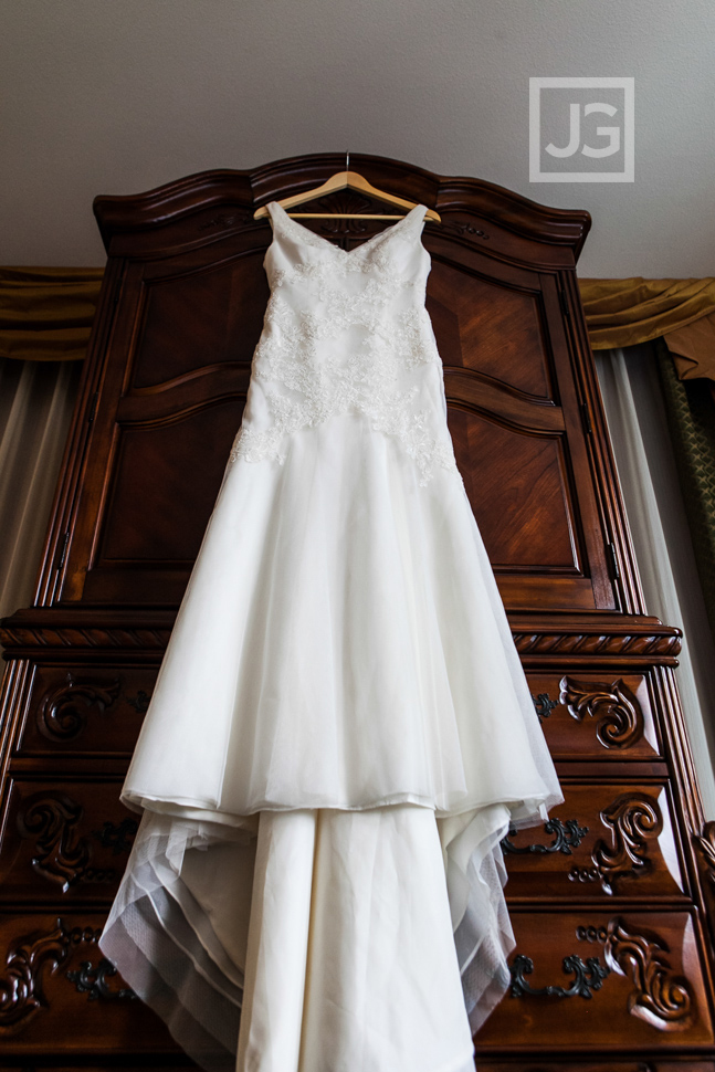 Ayres Hotel Yorba Linda Wedding Dress