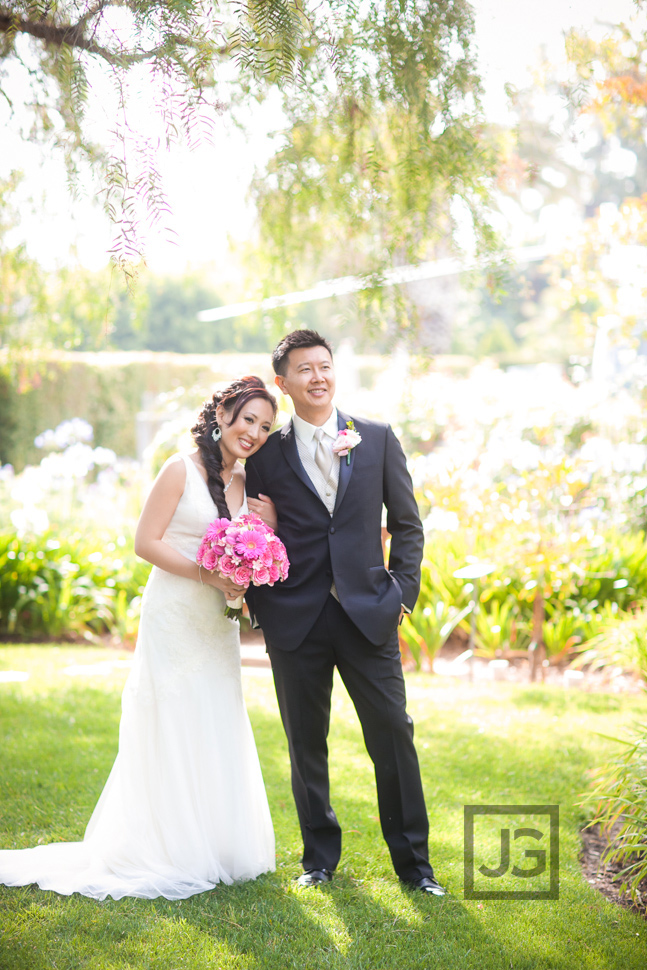 Nixon Library Wedding Photography