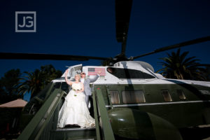 Nixon Library Wedding Photography | Heather & Russell
