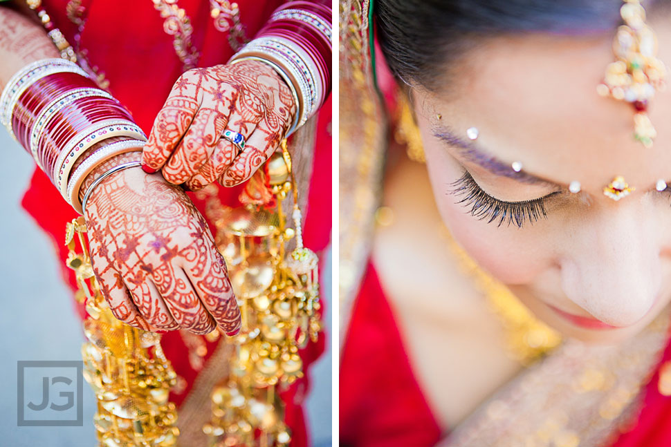 Indian Wedding LA River Center