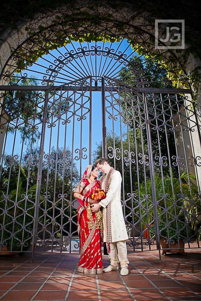 LA River Center Wedding