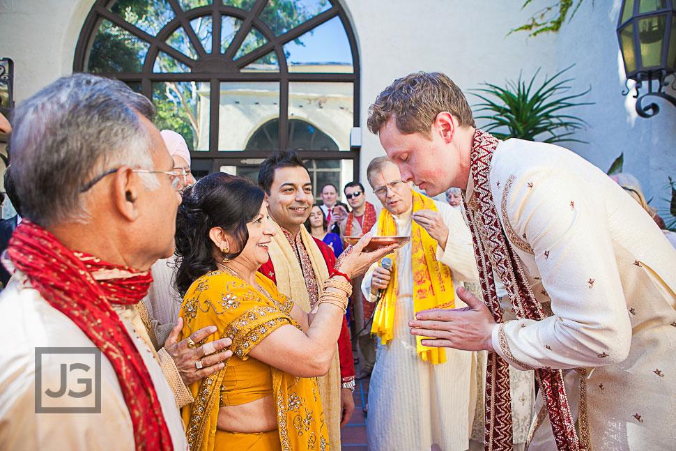 Indian Wedding Baraat LA River Center