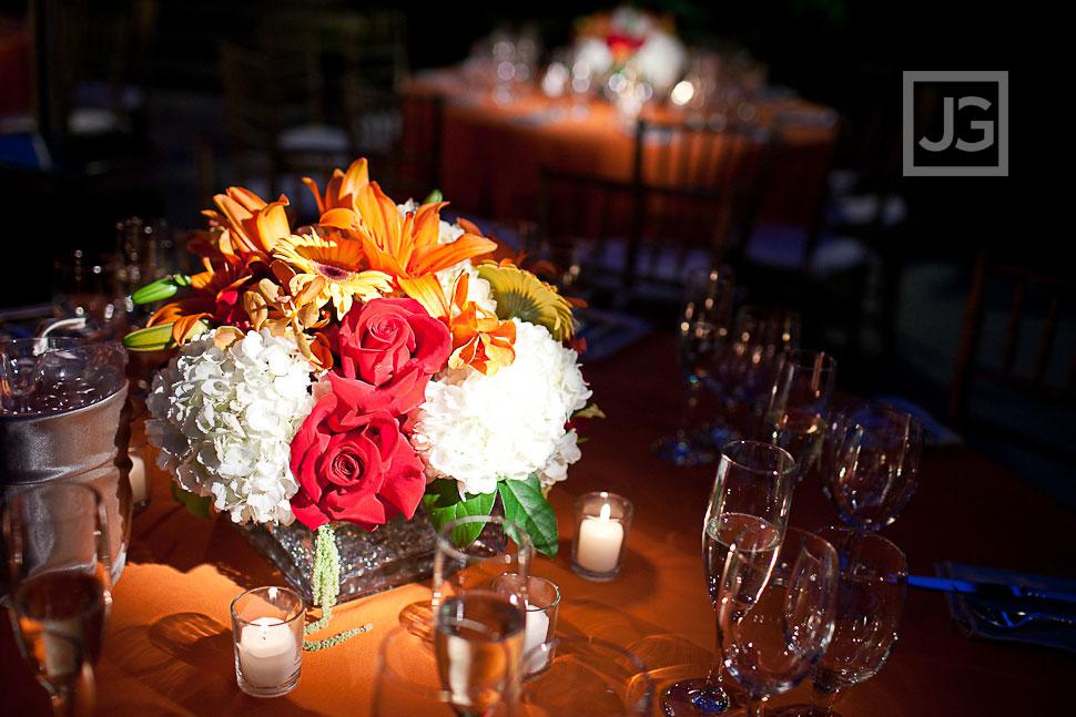 Wedding Reception LA River Center