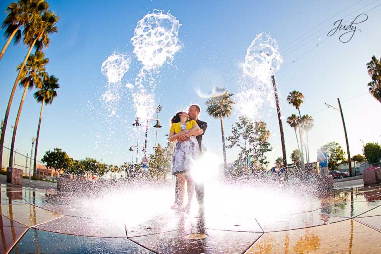 San Pedro Engagement Photography | O and Benny