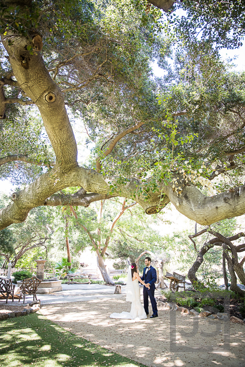 Agoura Hills Wedding First Look