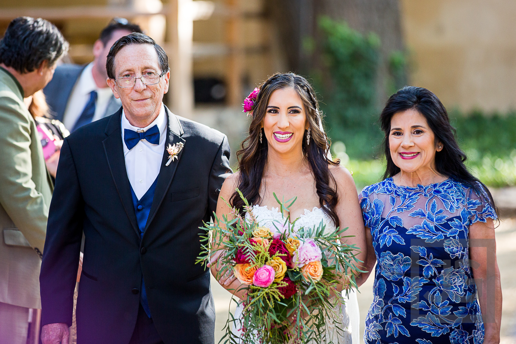 Oak Canyon Ranch Agoura Hills Wedding Ceremony