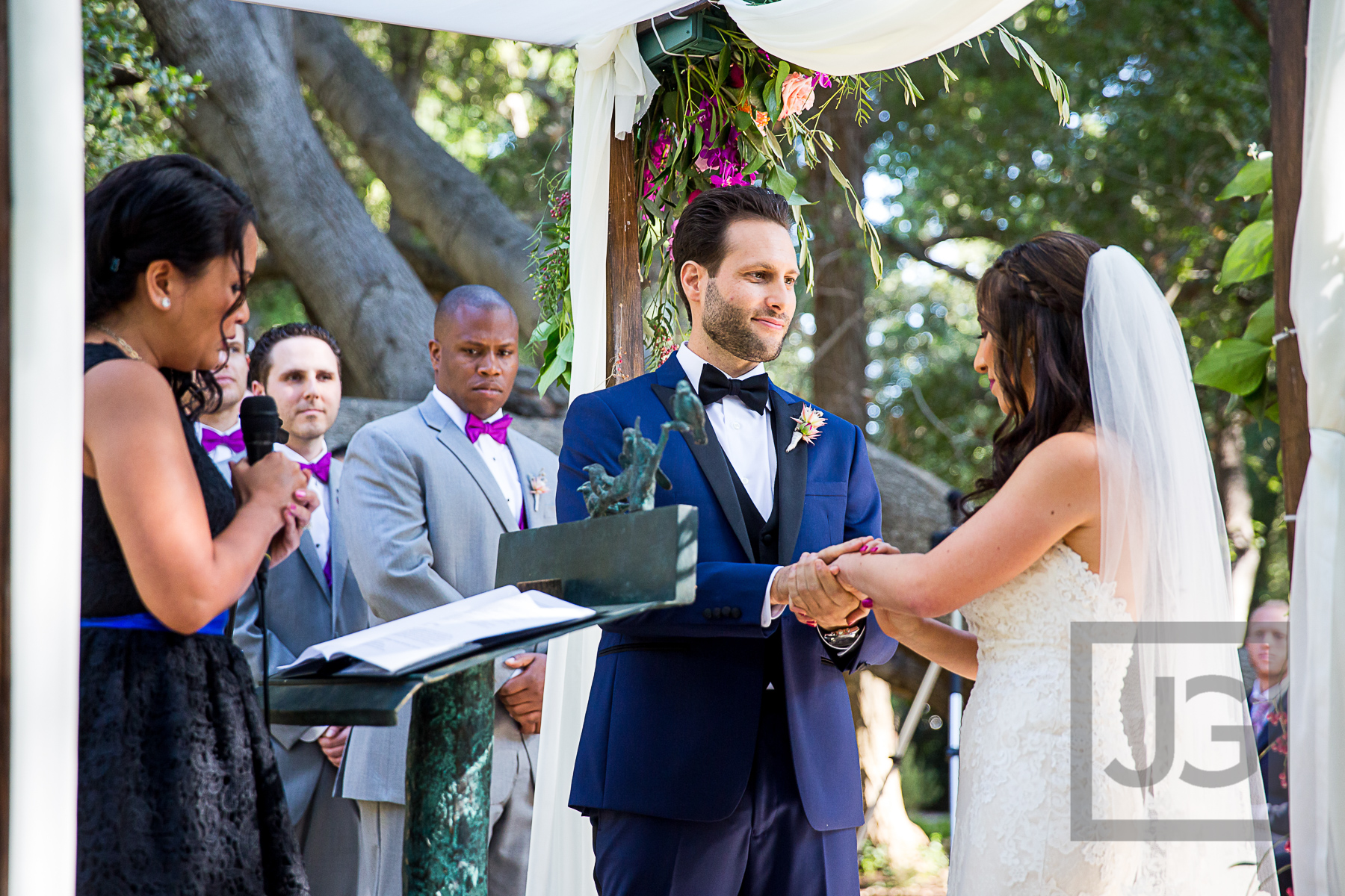 Oak Canyon Ranch Wedding Ceremony Vows