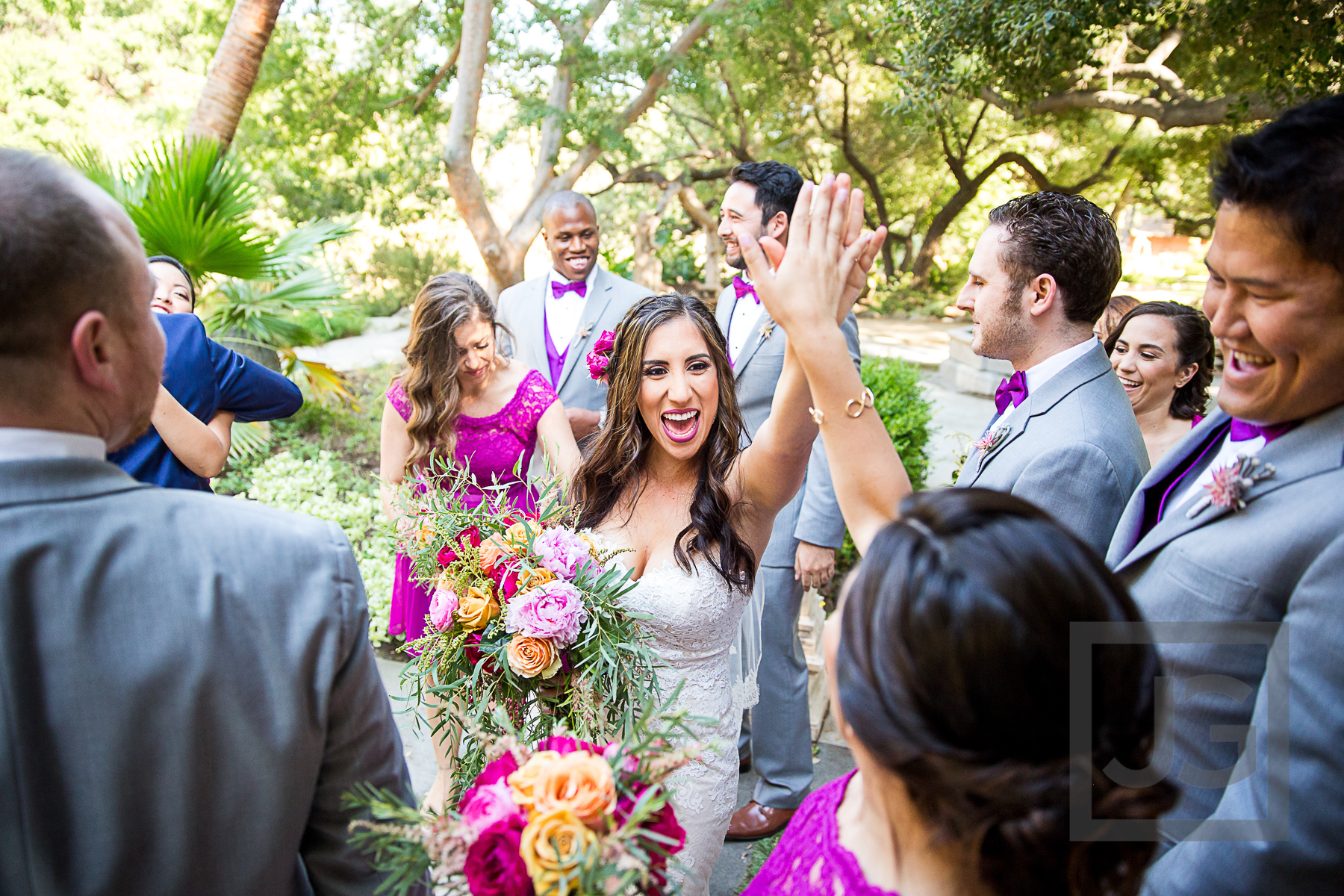 Oak Canyon Ranch Wedding Ceremony