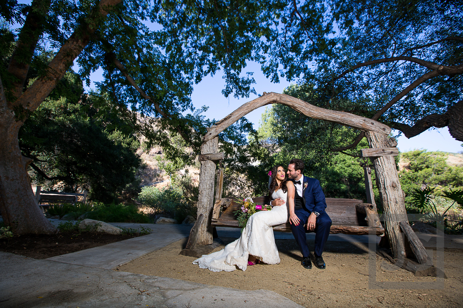 Oak Canyon Ranch Wedding Photography