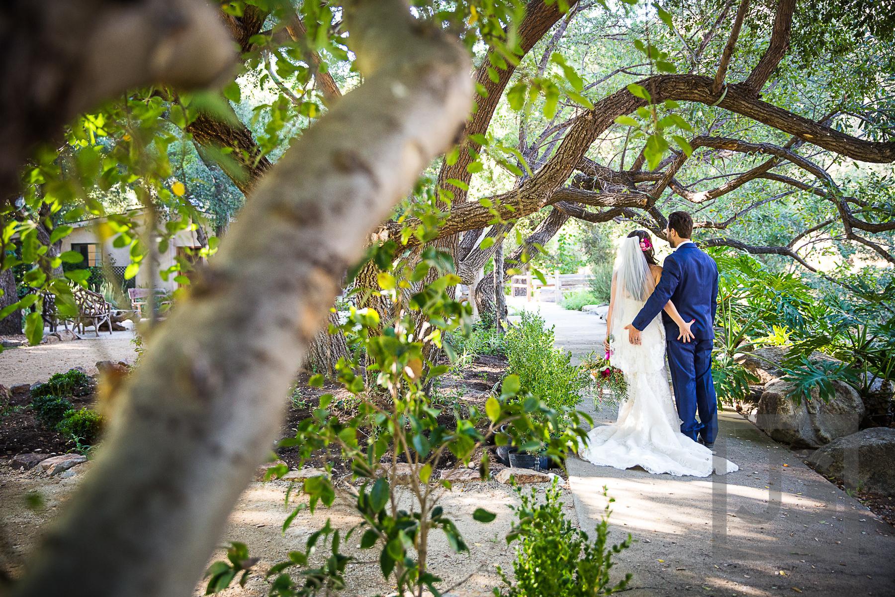 Oak Canyon Ranch Wedding Photography Agoura Hills