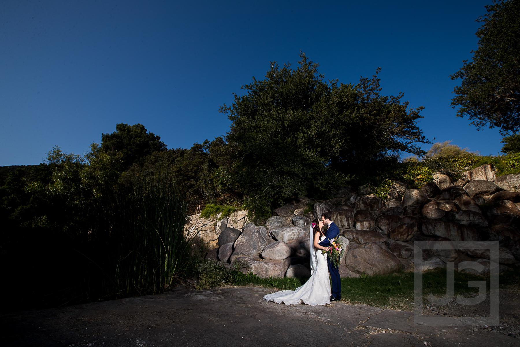 Oak Canyon Ranch Wedding Photos Agoura Hills
