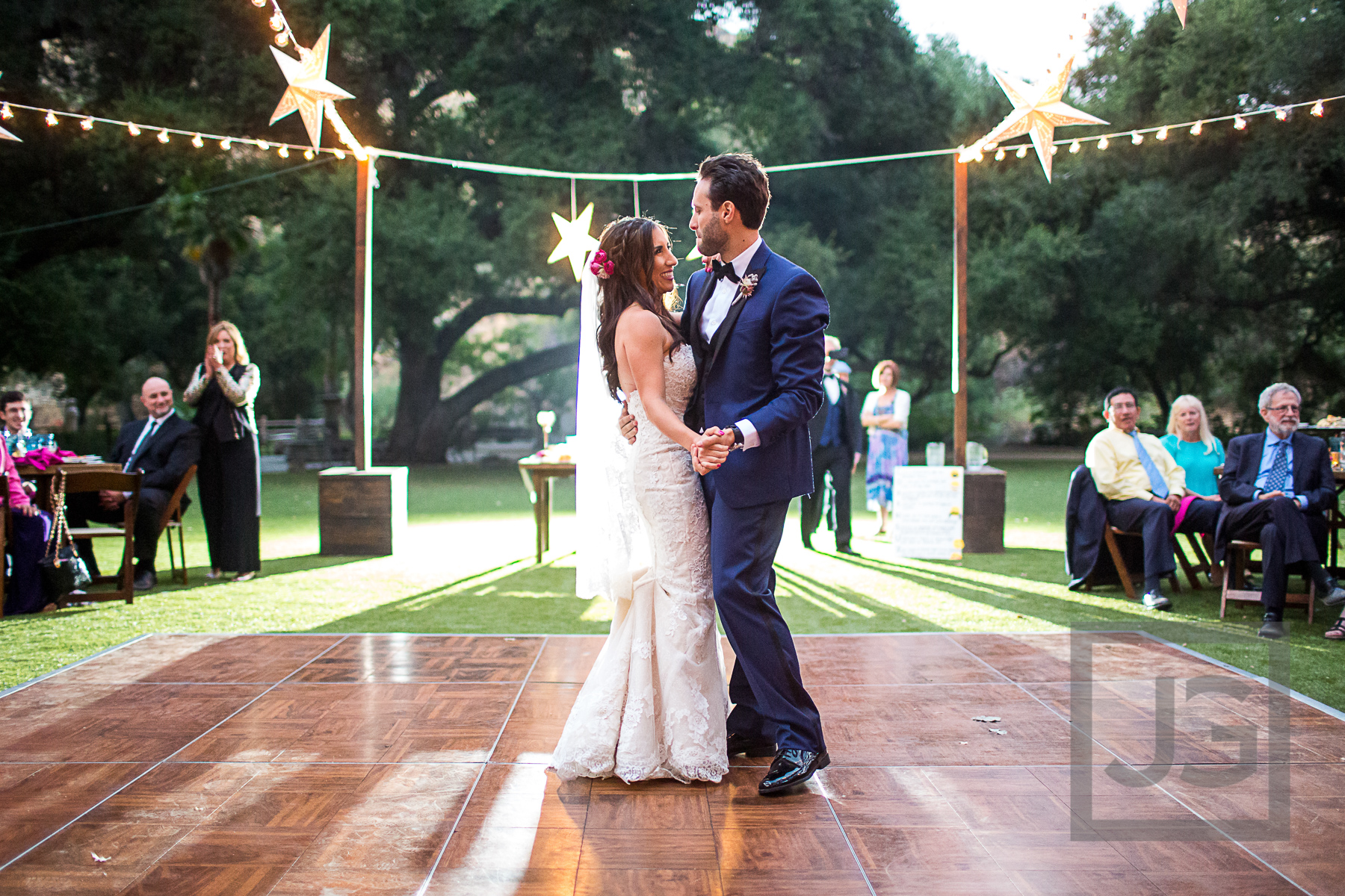 Oak Canyon Ranch Reception First Dance