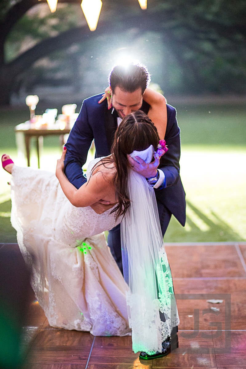 Agoura Hills Reception First Dance
