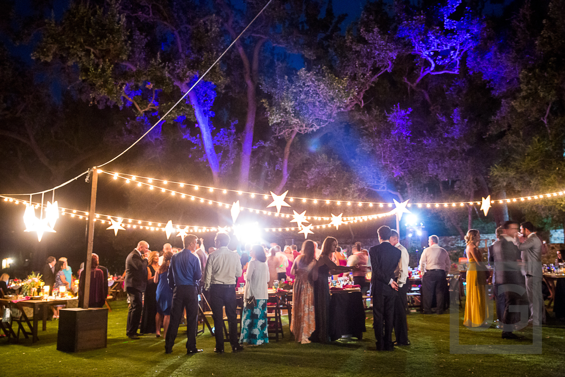 Oak Canyon Ranch Reception