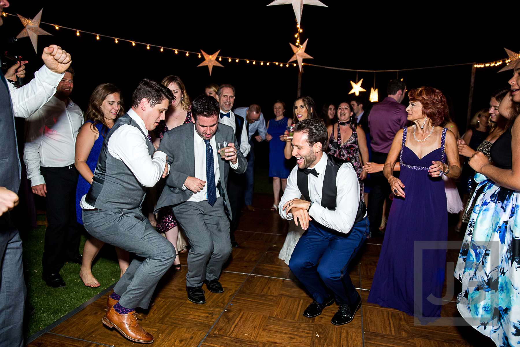 Agoura Hills Wedding Reception Dancing