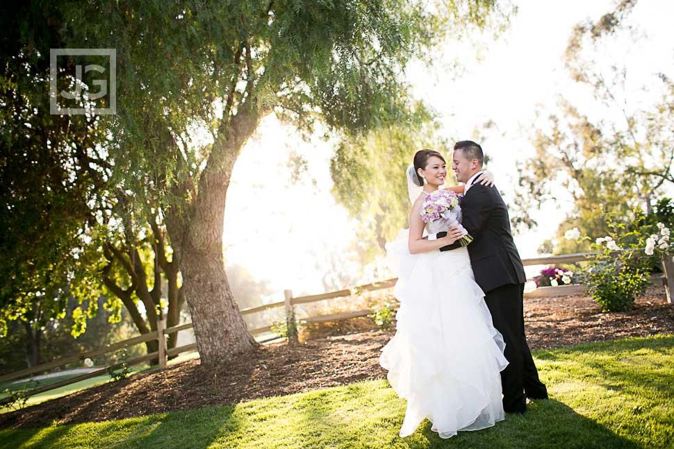 Pacific Palms Wedding Photos