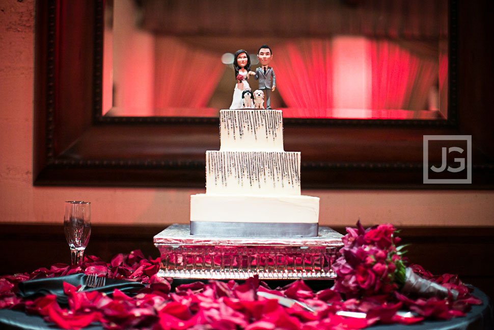 Padua Hills Theatre Wedding Cake