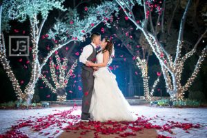Padua Hills Theatre Wedding Photography, Claremont | Vy & Mike