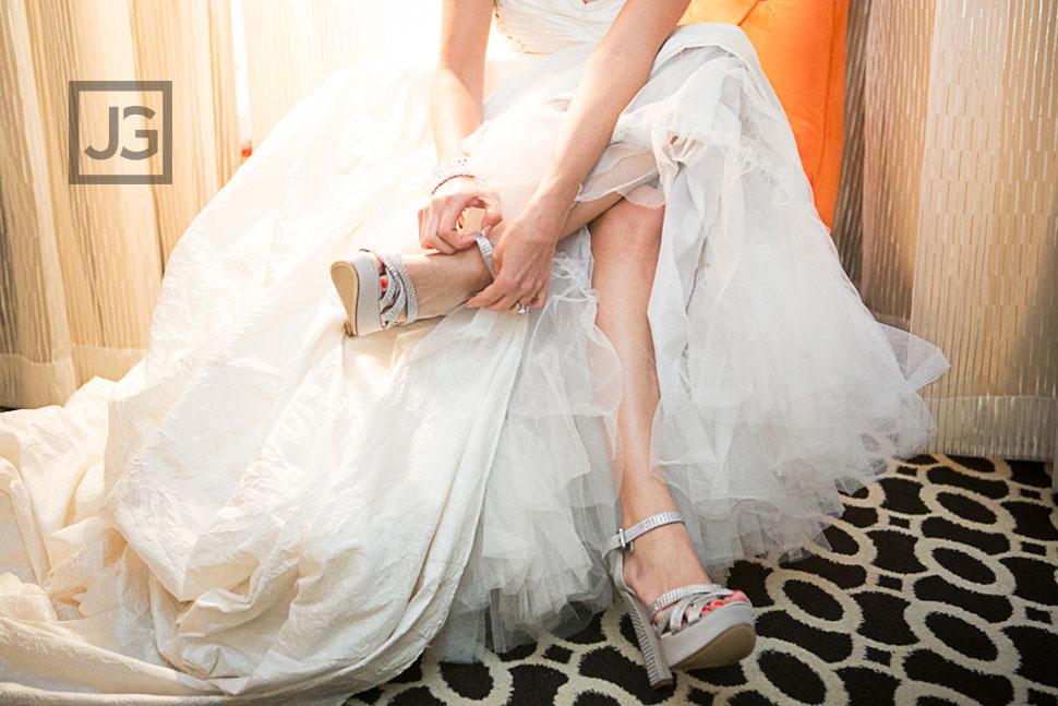 Riviera Palm Springs Wedding Preparation