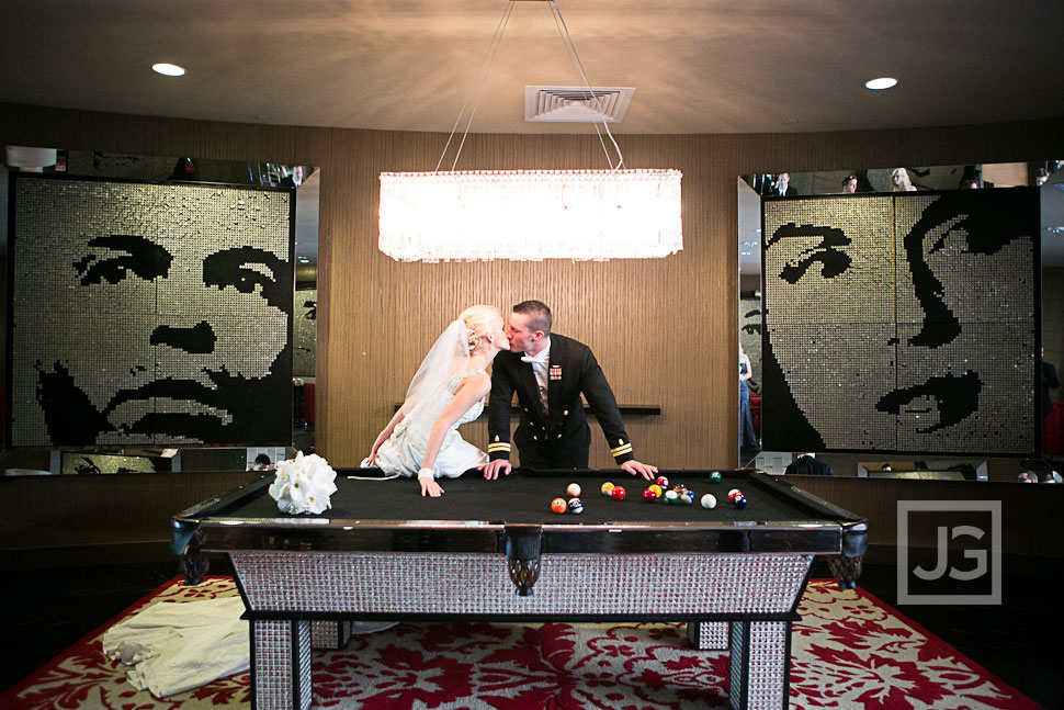 Riviera Palm Springs Wedding Photography