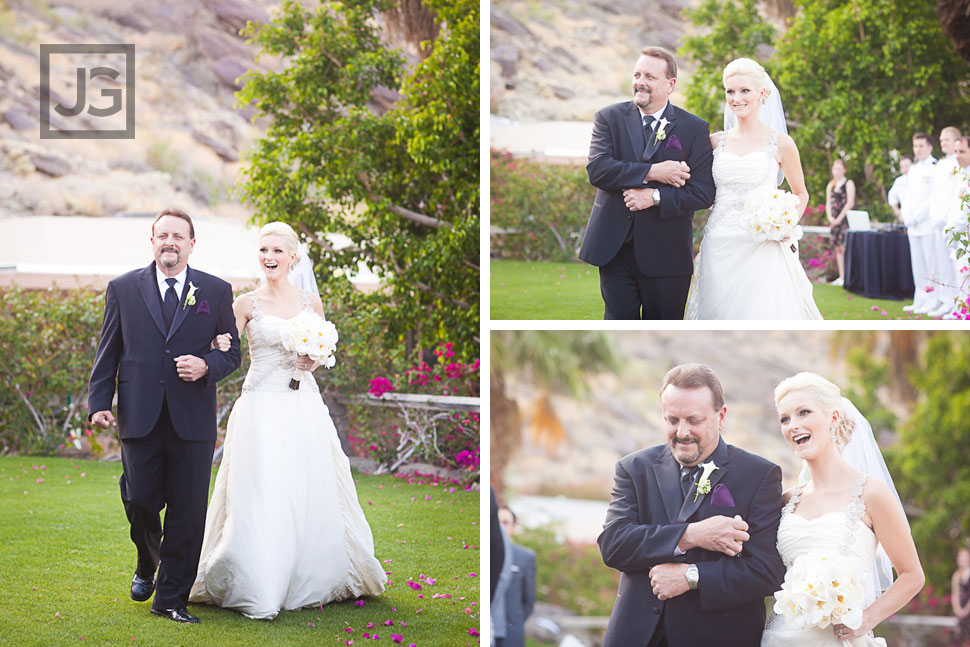 Spencer's Restaurant Wedding Ceremony
