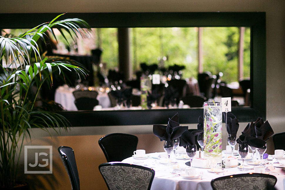Spencer's Restaurant Palm Springs Wedding Reception