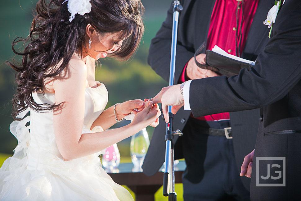 Wedgewood Vellano Wedding Ceremony