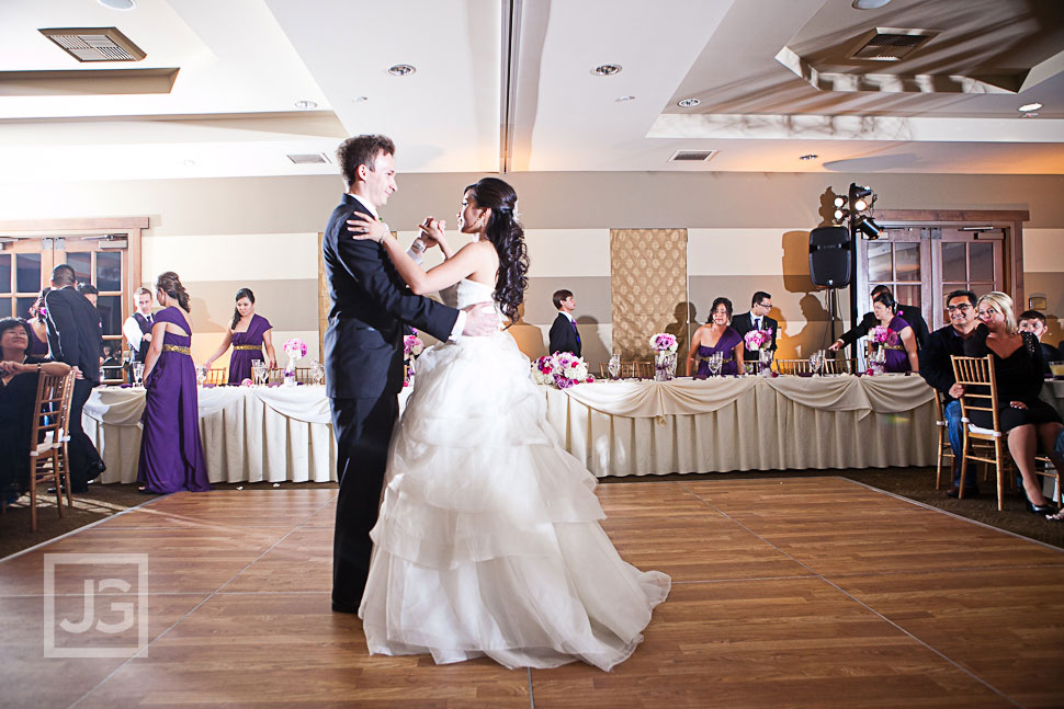 Wedgewood Vellano Wedding Reception