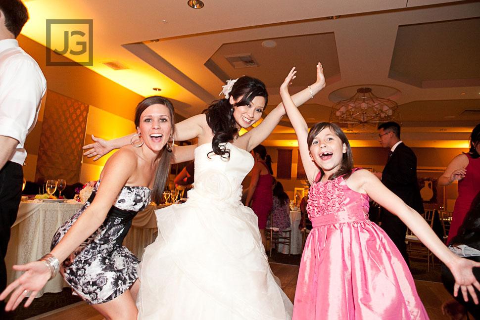 Wedgewood Vellano Wedding Reception Dancing