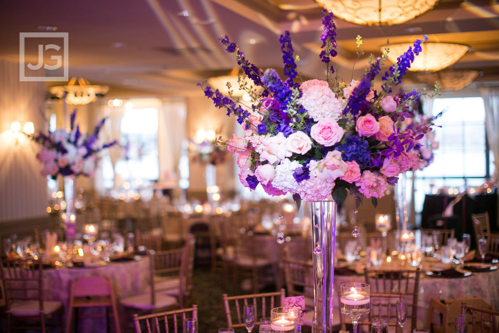 Portofino Hotel Wedding Reception