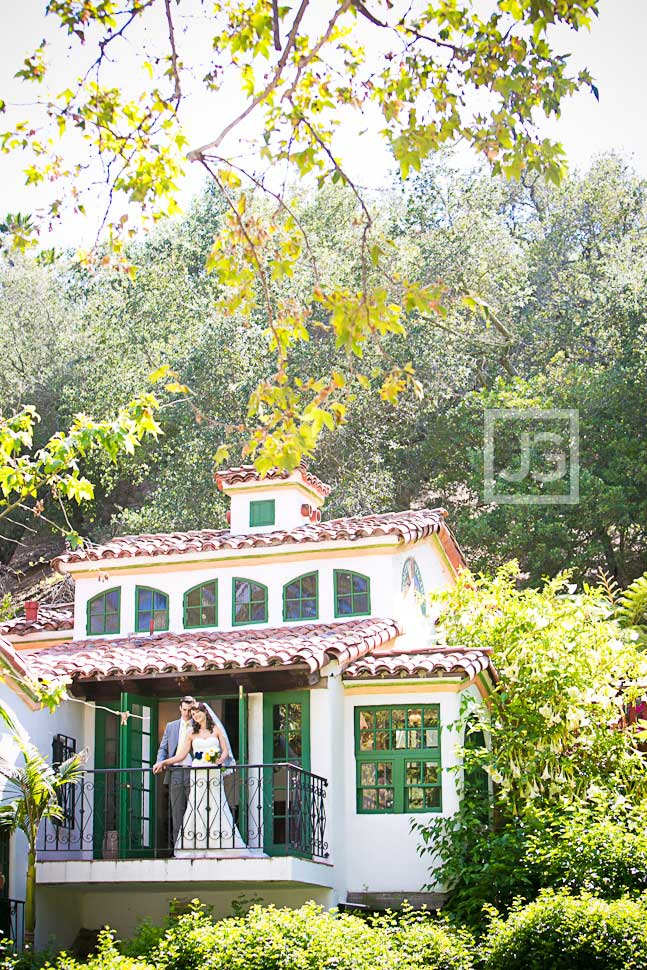 Rancho Las Lomas Wedding Photo