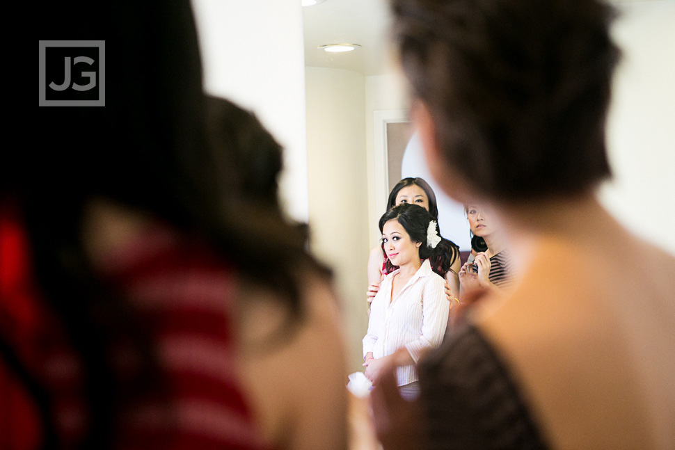 Porter Ranch Wedding Preparation