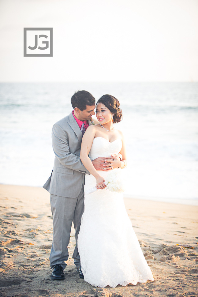 Redondo Beach wedding photography
