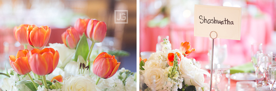 Redondo Beach Historic Library Wedding Reception