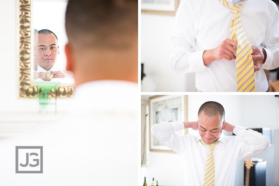 San Pedro Wedding Preparation