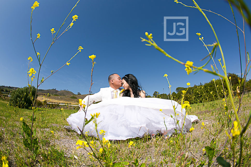 Abalone Cove Wedding Photography