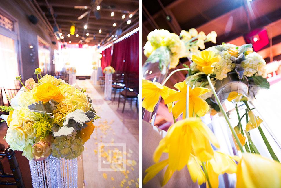 Westminster Wedding Ceremony Flowers