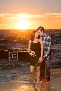 San Juan Capistrano Engagement Photography Laguna Beach | Aubree & Kyle