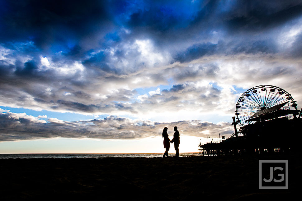 santa-monica-pier-engagement-photography-0001