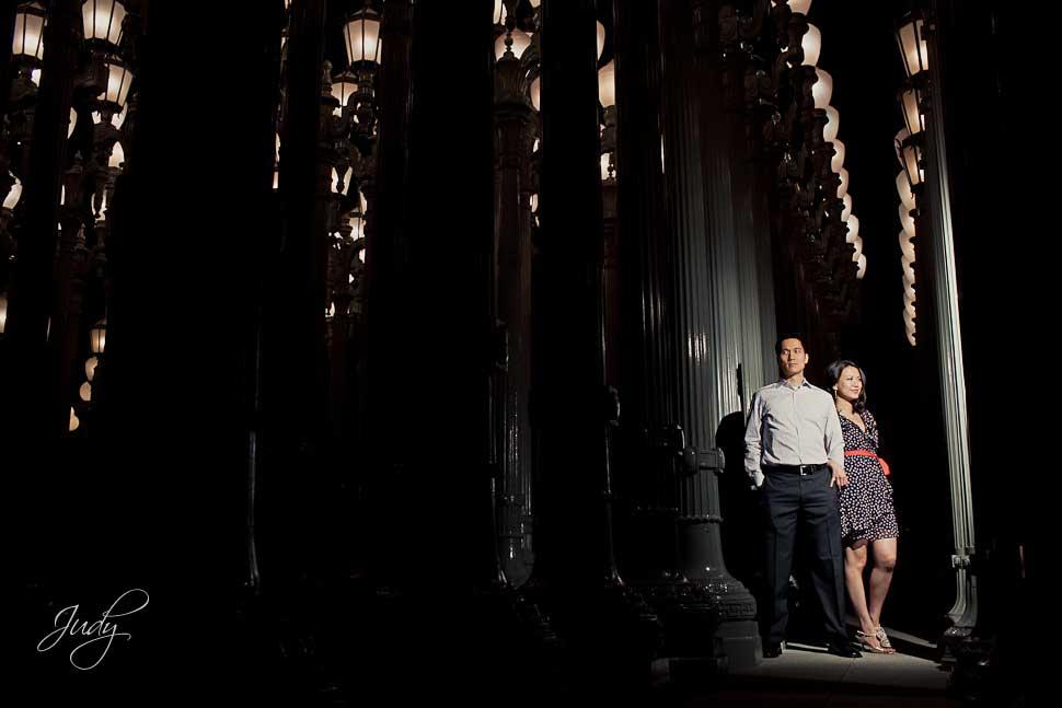 Los Angeles Engagement Photography   Sandy & Chris
