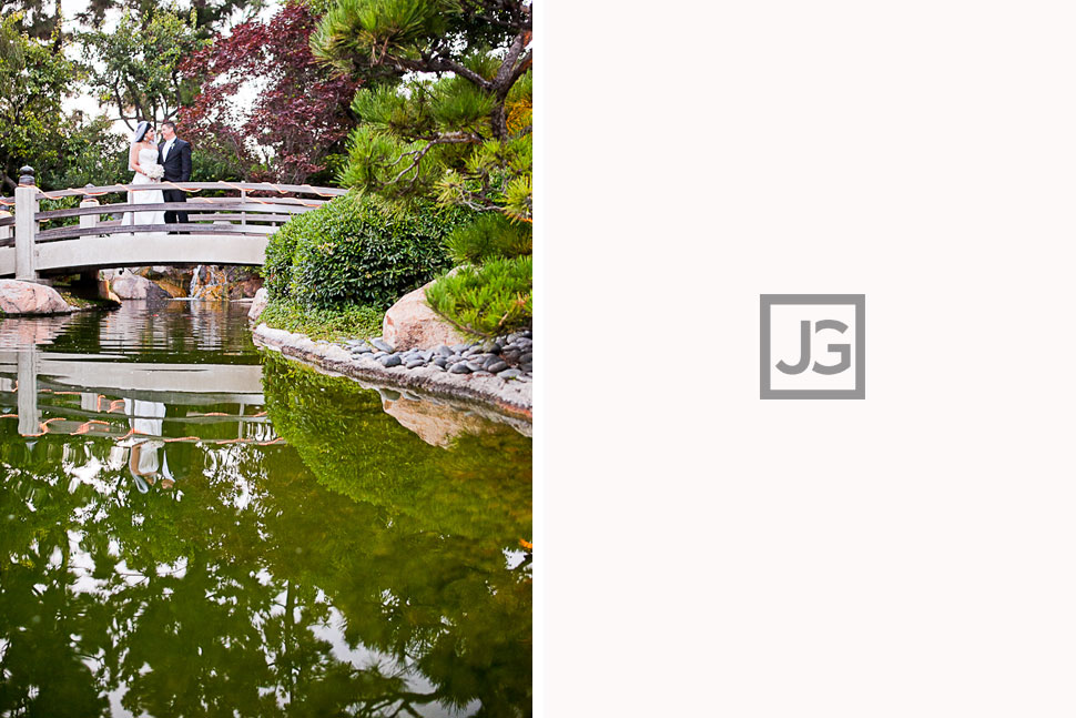 CSULB Japanese Garden Wedding Photography